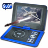 9.8inch Portable DVD Player Builtin WIFI
