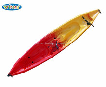 Gold level jet power kayak with paddle
