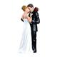 Jinhuoba Resin Cake Topper Souvenir Wedding Favors Wholesale Gifts