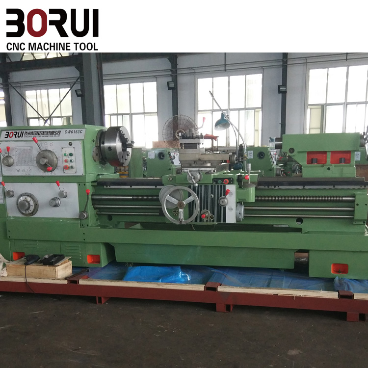 CW6163, CW6263 Universal Heavy duty large chuck lathe used 220v
