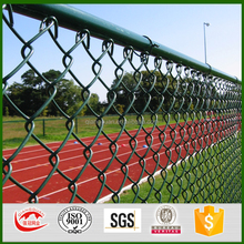 hot sale galvanized export America playground fence decorative 6 foot chain link fence