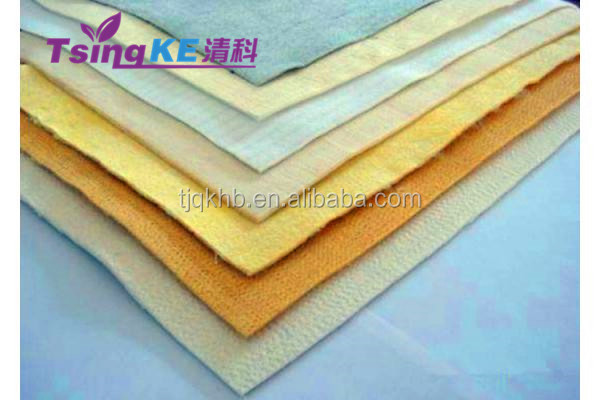 High quality polyester needle felt, nonwoven needle felt, industrial filter material