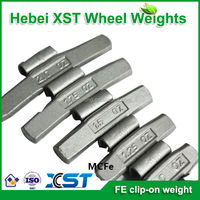 clip on type steel wheel balance weights