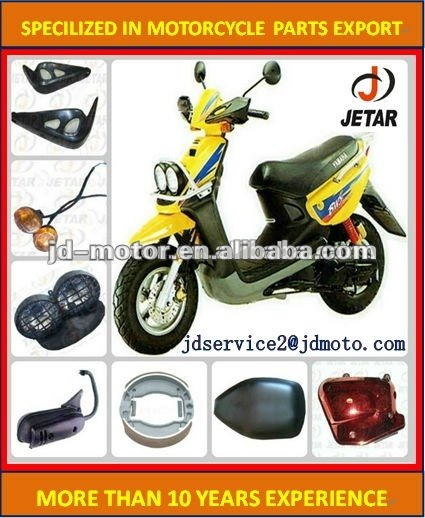 Wholesale Motorcycle Parts for BWS100