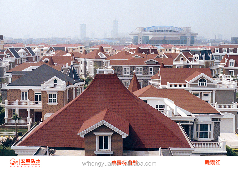 Asphalt shingle/Roof tiles/Roof building materials