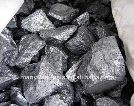 Silicon Metal 411# of competitive price