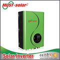 Offgrid solar inverter 12KW 120A MPPT solar charge controller Highly efficiency project supply
