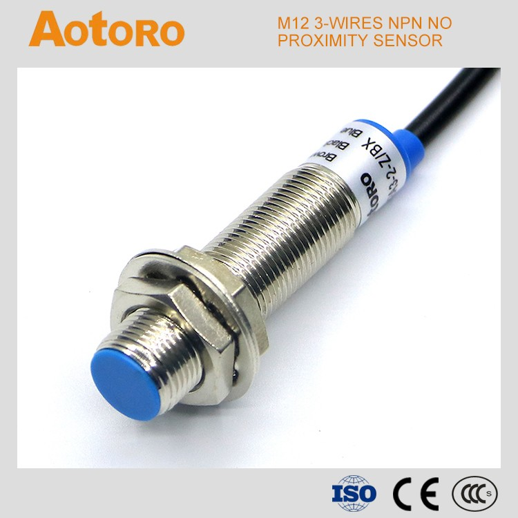M12 LJ12A3-2-Z/BX NPN type inductance proximity sensor switch alibaba supplier
