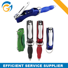 Nail Cutter Shape Promotional Short Pen