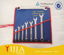 high quality combination wrench spanner sets