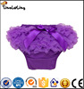 Baby Cotton Briefs Bloomers With Lace Ruffle Cute Toddler PP Pants Infant Girls Shorts Newborn Children Diaper Cover