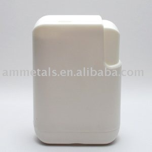 a sweetener dispenser or pill dispenser, with custom design.