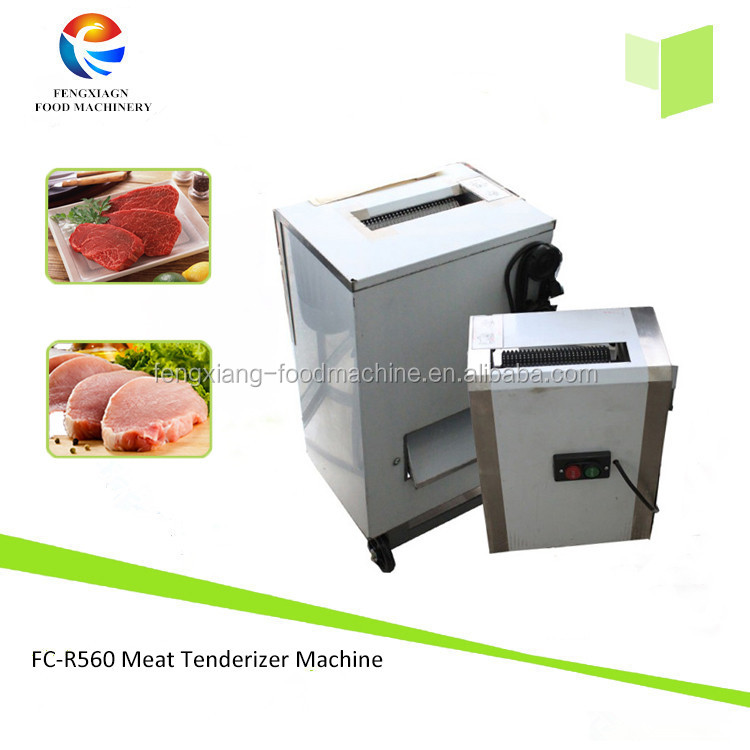 pork chicken beef meat tenderizer machine