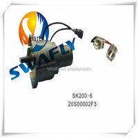 Guangzhou Supply SK200-6 Throttle For Electric Motor