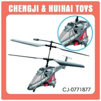 High quality 5channel toy rc airsoft helicopter