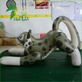New Design Inflatable Snow Leopard Toys Made in Hongyi