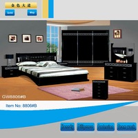 Cheap bedroom furniture prices/bedroom furniture in karachi(8806B)