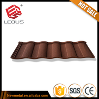 stone coated metal roof,decorative metal roof