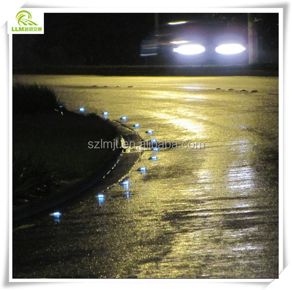 Top selling double-sided wired LED lighting road sign/road stud