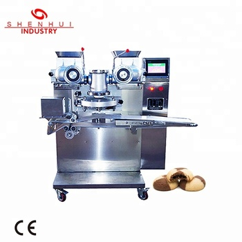 SH-80 Automatic Food Encrusting Machine