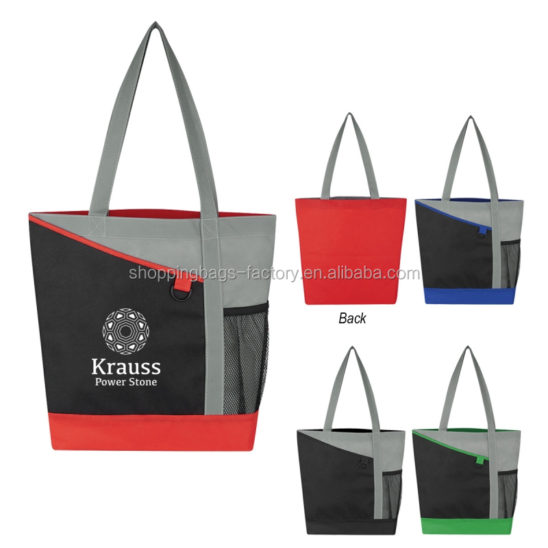 Ring For Keys Tote Non-woven Cloth Bag