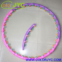 J012 electric hula hoop