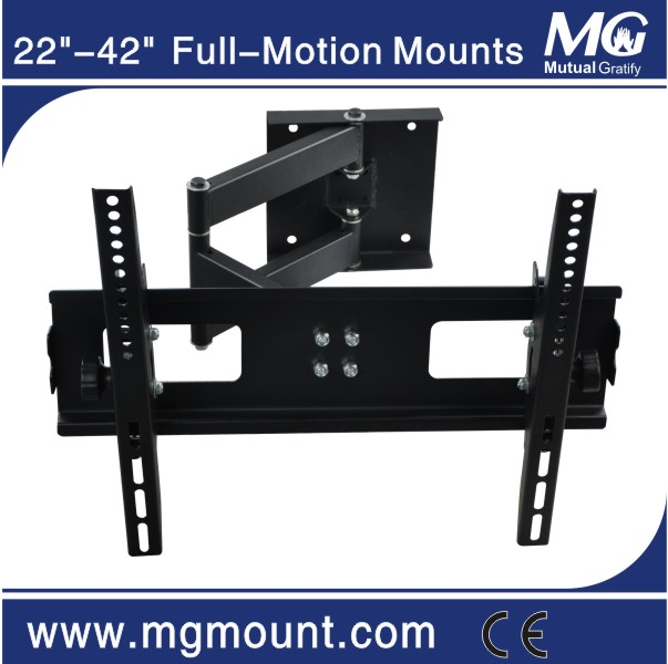 "Multi-function LCD Plasma LED Removable TV Wall Mount Brackets MT106 Fit for 22-47"" Screen"