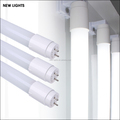 Energy Saving AC85-265V 2FT 4FT Daylight G13 9W 18W T8 LED NANO TUBE