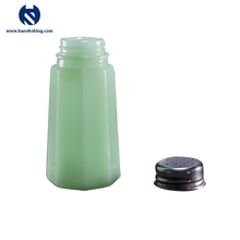 Taiwan Supplier Jade Like Glass Spice Jar For Kitchenware