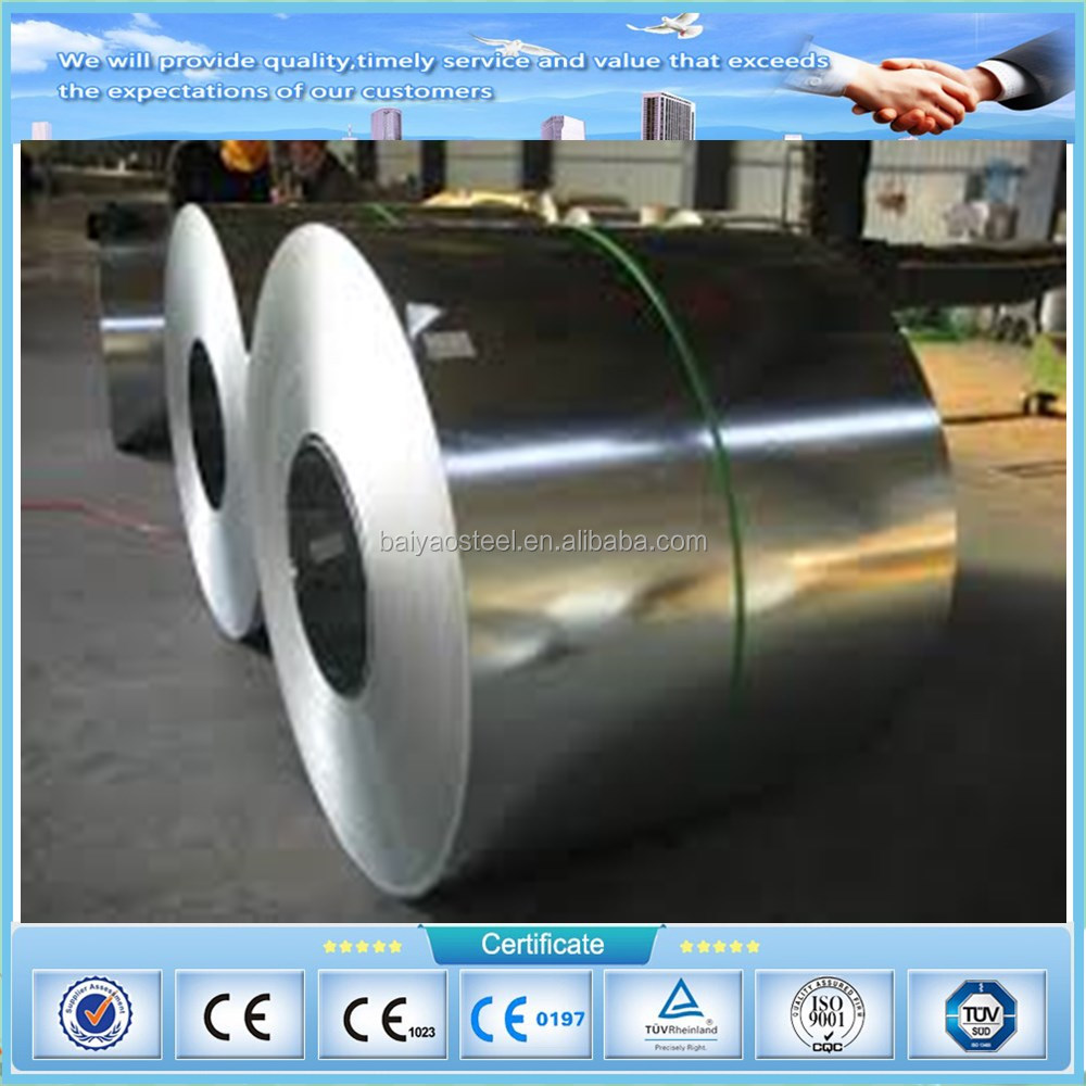 Galvalume steel sheet in coil metal roofing price