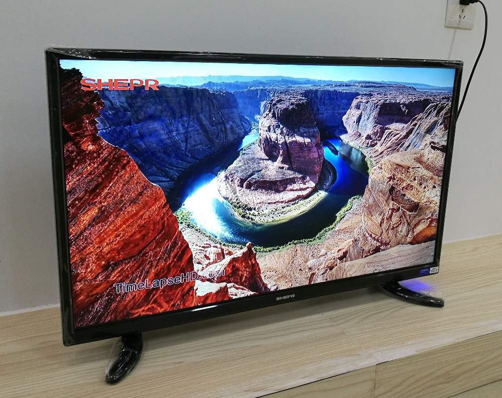 "Hot sale! FHD32 40 43 50 55 ""inch lcd/led tv widescreen uses perfect panel"