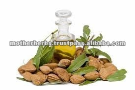 Almond oil for increasing sexual ability