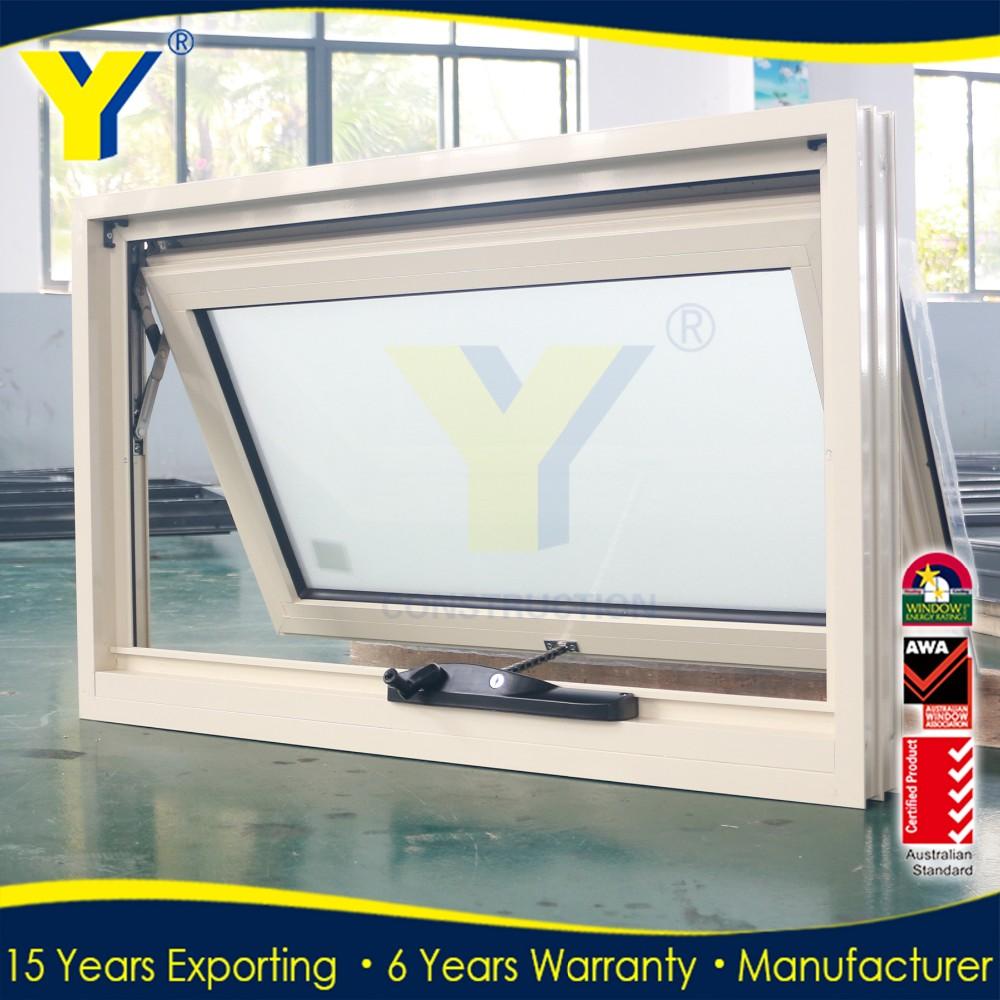 China Supplier As2047 Double Glazed Windows Aluminum