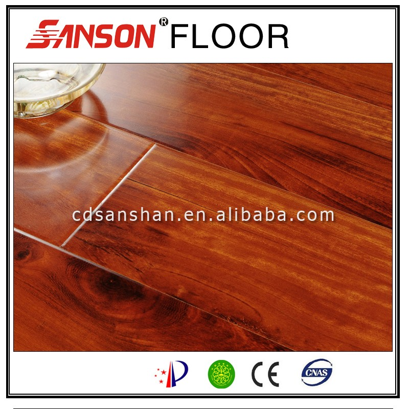 Y2 -6904 2016 New design AC3 HDF High Quality Synthetic Parquet Laminated