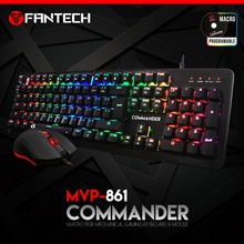 New Product Multimedia Latest Model Wired Keyboard and Mouse Combo For Professional Gamers