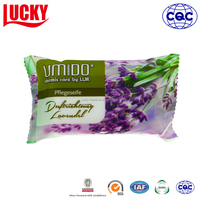 80g Sachet Organic Lavender Skin Care Bath And Body Works Soap