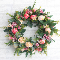 Beautiful Spring Wreath flower wreath ESH0086