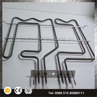 Electric Tubular Heating Element For Pizza Oven