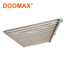 Manual and Motorized Aluminum Retractable Folding Arm Big Awning