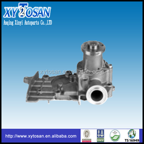 auto engine parts Water Pump for Chevy QQ372