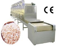 Fish meat dryer