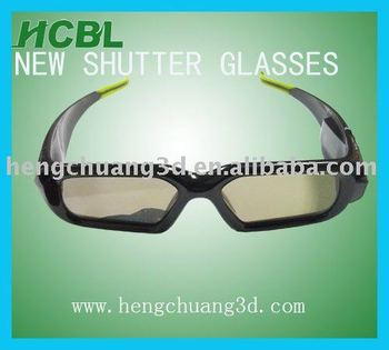 high quality low price 3d shutter glasses make in China