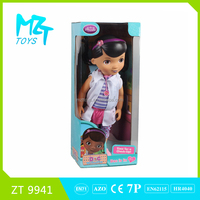 2015 New 16 inch vinyl Maffin princess baby doll