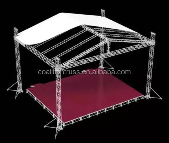 Hot Selling Aluminium Truss Aluminum Stage Truss Truss