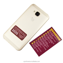 Promotional cheap microfiber sticky phone screen cleaner