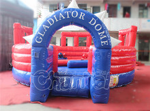 Customized inflatable interactive sport game ,inflatable arena for sale