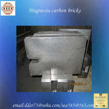 FC Periclase Carbon refractory Bricks for ladle lip
