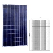high efficiency and best price per watt polycrystalline silicon solar panel 250w