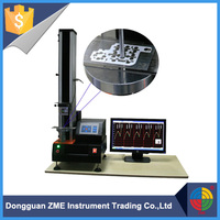 Used factory direct button snap pull test mac supplier