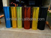 Colored aluminium foil rolls for hairdressing